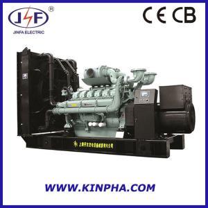 50 Hz Perkins Diesel Generator Set 9kVA -2500kVA