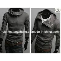 Wholesale Fashion Diamond Hoodie for Men Sportswear Brand Half Zipper Men′s Clothing from china suppliers