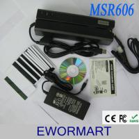 Wholesale 2017 msr606 msr 606 magnetic stripe card reader manufacturer from china suppliers
