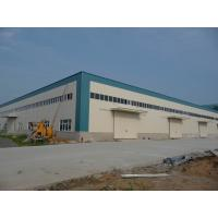 Wholesale Sandwich Panels Arounded Steel Sheds Size 70' x 40' With H Prifile Beams from china suppliers