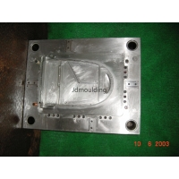 Wholesale S136, 1.2311 LKM standard Precision Plastic Injection Canister Mirror Face Mould from china suppliers