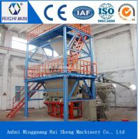 China Hot sale dry mortar mixing production machine
