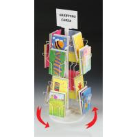 China Greeting card display rack on sale