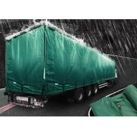 Wholesale 200gsm Weignt Geomembrane Pond Liner PE Tarpaulin Roll Green Color For Truck Cover from china suppliers