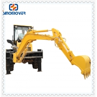 Wholesale 0.75m3 1.25m3 1.5m3 1.5t 2t 3t Tractor Loader Backhoe from china suppliers