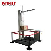 Wholesale Large Household Appliance Drop Impact Test Machine Zero Height Paper Package Free Fall Drop Tester from china suppliers