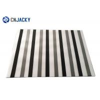 China HI CO Magnetic Strip Tape Coated Overlay Film For PVC ID Card Laminating on sale