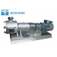 Wholesale Low Grind Sanitary Food Grade High Temperature Electric Drive Pump For Juice from china suppliers