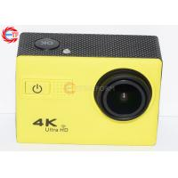 Wholesale 50hz  4k Sports Camera , Diving 30m Waterproof Video Camcorder 1050mah from china suppliers