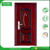 Wholesale Main Entrance Exterior High Quality Security Steel Door, Steel Security Door from china suppliers
