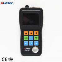 Buy cheap Live A-Scan / Time-based B-Scan Ultrasonic Thickness Gauge TG5000 Series Ultrasonic from wholesalers