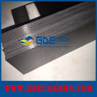 Buy cheap High Strenght Carbon Fiber Laminated Sheet 15MM Thickness from Wholesalers