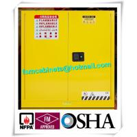 Wholesale Industrial Safety Storage Chemical Storage Cabinets for Flammable Liquid from china suppliers