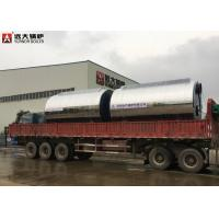 WNS Gas Steam Boiler 4000Kg Steam Generating For Swimming Pool