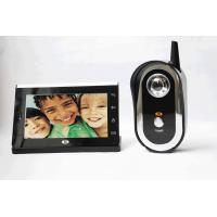 Wholesale Audio 2.4ghz Villa Video Door Phone Wireless With CE FCC RoHS from china suppliers