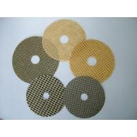 Wholesale Reinforced Fiberglass Disc for Grinding Wheels from china suppliers