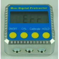 Wholesale Mini Digital Inclinometer Protractor Bevel Box (P-810) from china suppliers