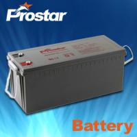 Wholesale Prostar gel battery 12v 180ah from china suppliers