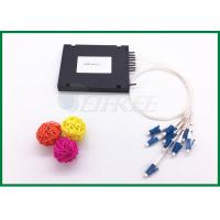Wholesale 1550nm Add CWDM Optical Add Drop Multiplexer 2 fiber 2 Channel Duplex  East and West from china suppliers