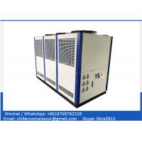 Wholesale PLC Automatic Control System 208V 440V 30hp Brewery Glycol Chiller For Cooling Beer from china suppliers