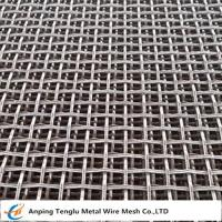 Wholesale Woven Vibrating Screen Mesh Quarry Screen Wire Mesh Made by Steel Wire from china suppliers