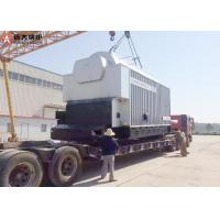 Wholesale 1-20 Ton/H Charcoal Coal Fired Steam Boiler Running With Chain Grate from china suppliers