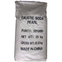 Wholesale Manufacturer supply Caustic Soda Pearl 99% from china suppliers