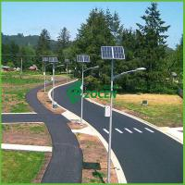 Street Light With Solar Panel: 12V Solar Panel Street Lights Of Item 100943531
