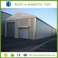 Wholesale Pre-engineered c type channel steel purlin steel structure 4s car shop from china suppliers