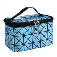 Buy cheap Travel Cosmetic Waterproof Fabric 3D Laser Makeup Clutch Pouch Cosmetic and from wholesalers