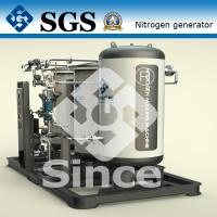 High Purity Tire PSA Nitrogen Generator System Automatic Operating