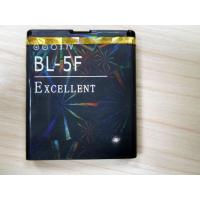 China Bl-5f 950mahcell Phone Battery for Nokia N95 Mobile Phone Battery Li-ion Rechargeable Battery on sale