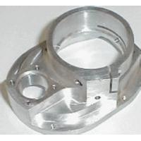 CNC Machined Prototypes Sliver Aluminum Stainless Steel Part Machined