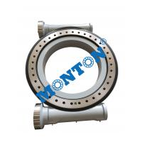 Wholesale WEA25 Horizontally Mounted Worm Gear Slew Drive Fit Construction Machinery from china suppliers