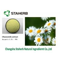 Buy cheap Apigenin Chamomile Antimicrobial Plant Extracts from wholesalers