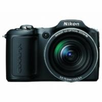 Quality Nikon Coolpix L100 10 MP Digital Camera with 15x Optical Vibration Reduction (VR) Zoom for sale