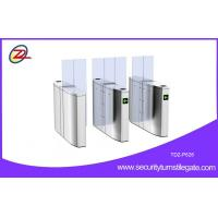 Wholesale Automatic full height turnstile Entry Systems for apartment / building hall from china suppliers