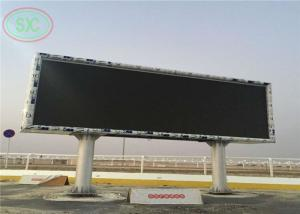 Wholesale Waterproof IP 65 Outdoor Led  Screen p8 Novarstar control system with best price from china suppliers