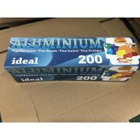 Wholesale Retail Resturant Aluminium Foil Packaging Material 30CM X 100M 10 - 24micron Thickness from china suppliers