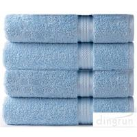 Wholesale 100% Pure Ringspun Cotton Luxurious Ultra Soft Oversized Extra Large Bath Towels from china suppliers