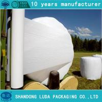 Wholesale 25mic x 750mm Width Grass Bale Silage Wrap Film from china suppliers