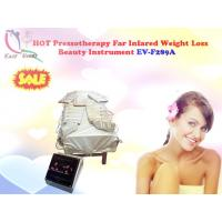 Wholesale HOT Pressotherapy Far Infared Weight Loss Beauty Instrument.EV-F289A from china suppliers