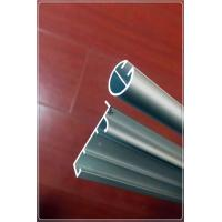 Wholesale Customized 6000 Series Aluminium Window Construction Curtain Tubing Anodizing Surface from china suppliers