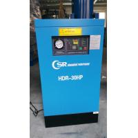 China Super Cool 30HP Energy Efficient Refrigeration Air Dryer For Compressed Air Treatment on sale
