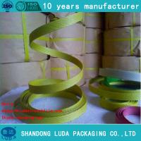 Wholesale High tension packing belt used in different heavy metal industrial area packing belts from china suppliers