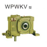 China Hollow Shaft Output cost efficiency low Double Reduction Worm Gear Speed Reducer on sale