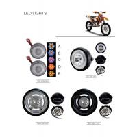 Wholesale Modification Led Motorcycle Headlamps ABS Plastic Material General Purpose from china suppliers
