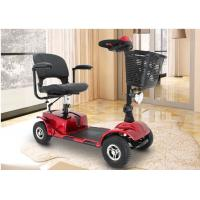 China Four Wheel Mobility Scooter Wheelchair For Elderly People OEM Available  on sale
