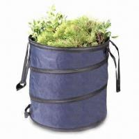 Wholesale Garden Bag, Made of Polyester Fabric, Measures 47x50cm from china suppliers