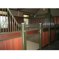 Wholesale 6 Horses European Horse Stalls Strong Solid Welded One Piece Frame from china suppliers